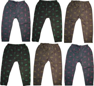 Kifayatibazar Baby Boys & Baby Girls Pyjama(Pack of 6)