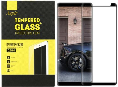 Aspir Tempered Glass Guard for Samsung Galaxy Note 8(Pack of 1)