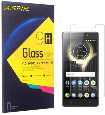 Aspir Tempered Glass Guard for Lenovo K8 Note(Pack of 1)