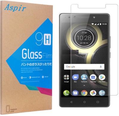 Aspir Tempered Glass Guard for Lenovo K8 Note(Pack of 1)