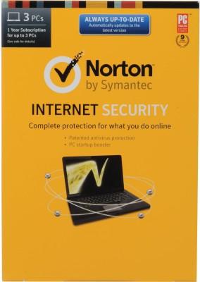 Norton Internet Security NIS3PC1Year