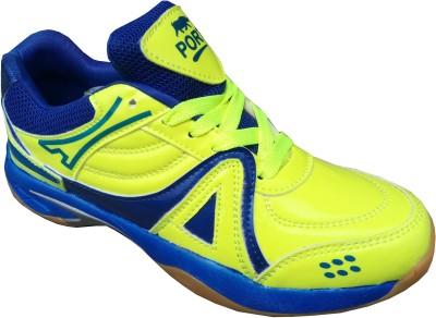 Port Men's Spots Basketball Shoes For Men(Green)