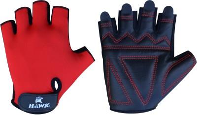 HAWK XT170 Cycling Gloves Red, Black