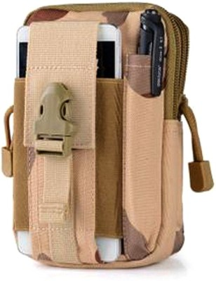 CARRY TRIP Mobile Pouch   Tan  CARRY TRIP Travel Pouches