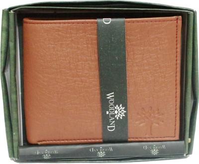 RK ENTERPRISES Men Tan Artificial Leather Wallet(4 Card Slots)  available at flipkart for Rs.124