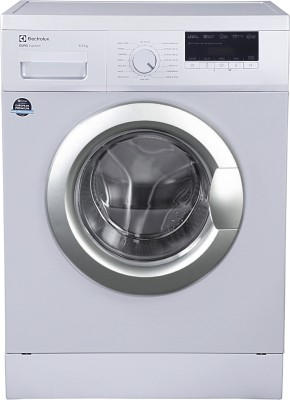 Electrolux 6.5 Kg Fully Automatic Front Load with In-built Heater Silver(EF65SPSL) at flipkart