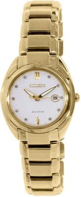 Citizen EM0313-54A Analog Watch - For Women
