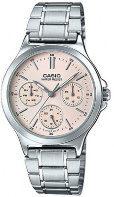 Image of Casio A1148 Enticer Watch - For Women