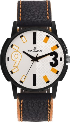 romado BLK-93GE  Analog Watch For Boys