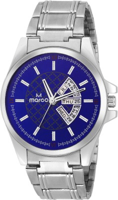 Marco MR-GR-4013-BLU-CH  Analog Watch For Men