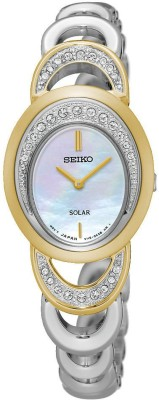 Seiko SUP296P1 Analog Watch - For Women