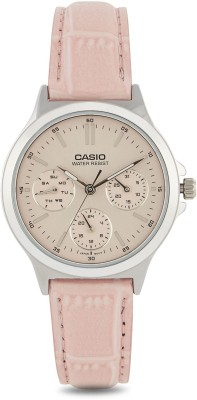 Image of Casio A1150 Enticer Watch - For Women