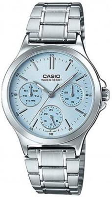 Image of Casio A1147 Enticer Watch - For Women