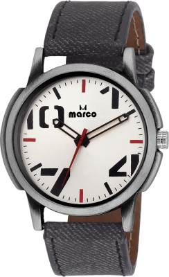 Marco MR-LR4444-BLK  Analog Watch For Men