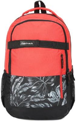 Fastrack A0651NNE01 27 L Backpack Red, Black Fastrack Backpacks