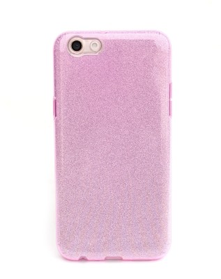 Fashion Back Cover for Oppo F3(Purple)