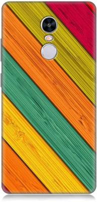 Seasons4You Back Cover for Mi Redmi Note 4 Multicolor