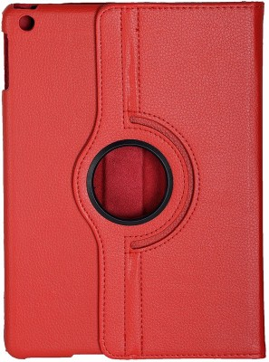San Pareil Flip Cover for Apple Ipad , Apple Ipad 2, Apple Ipad 3, Apple Ipad 4(Red, Cases with Holder)