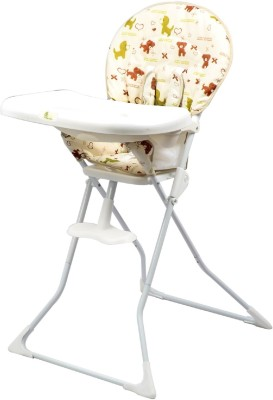 R for Rabbit LITTLE MUFFIN - THE PORTABLE HIGH CHAIR - BEIGE(Beige)  available at flipkart for Rs.3297