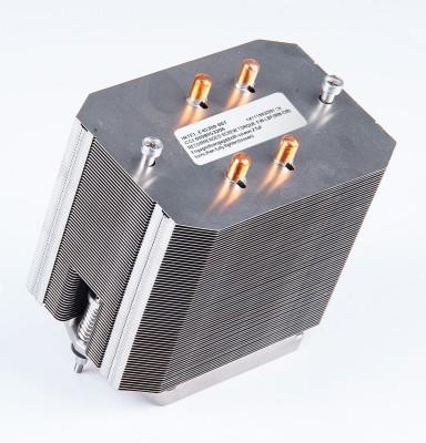 Intel E45309-007 Passive Tower Heat Sink for LGA1567 Socket Cooler(Grey)