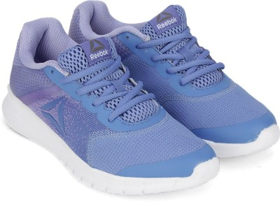 REEBOK Girls Lace Running Shoes(Blue)