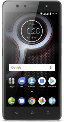 Lenovo K8 Plus (Lenovo PA8C0003IN) 32GB Venom Black Mobile