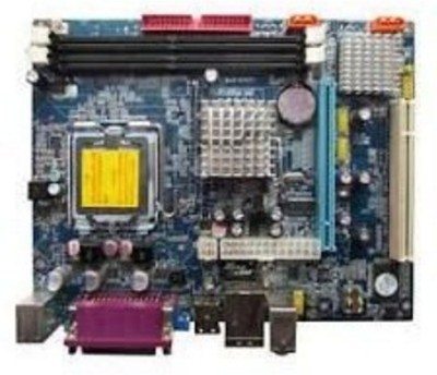 Tech-Com G 31 Motherboard(Black)