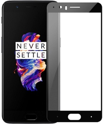 Statement Edge To Edge Tempered Glass for OnePlus 5
