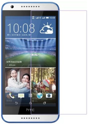 WOODPECKER PRINTS Tempered Glass Guard for HTC Desire 820