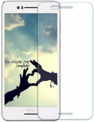 WOODPECKER PRINTS Tempered Glass Guard for HTC Desire 728
