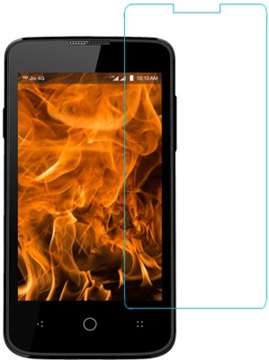 Bizone Tempered Glass Guard for Reliance Jio LYF Flame 5