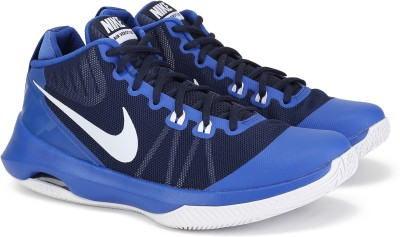 Nike AIR VERSITILE Running Shoes For Men(Blue, White) 1