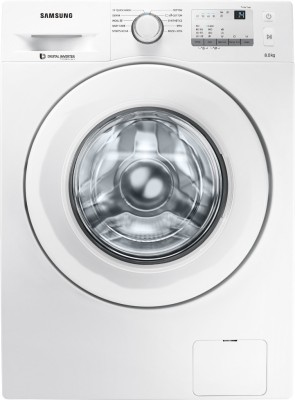 Image of Samsung 8 kg Fully Automatic Front Load Washing Machine which is among the best washing machines under 30000