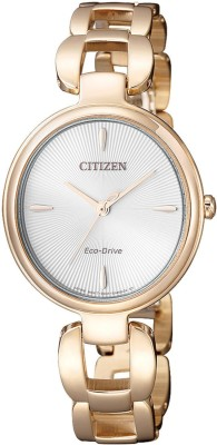 Citizen EM0423-81A  Analog Watch For Unisex