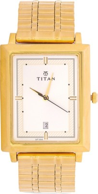 Titan 1715YAB  Analog Watch For Unisex