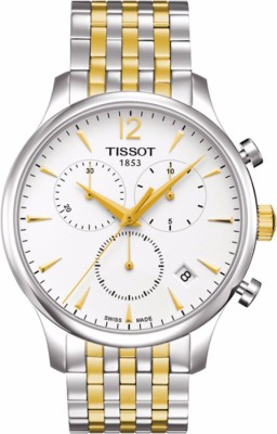 Image of Tissot T063.617.22.037.00 T Classic Tradition Watch - For Men