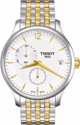Image of Tissot T063.639.22.037.00 T Classic Tradition Watch - For Men