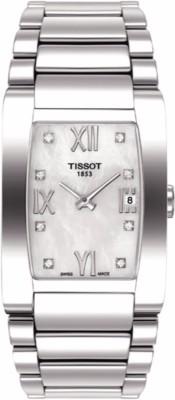 Tissot T007.309.11.116.00 T Lady Analog Watch For Women