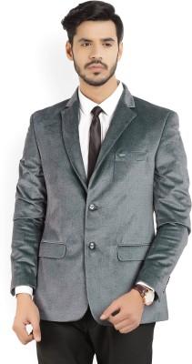 Numero Uno Solid Tuxedo Style Party Men