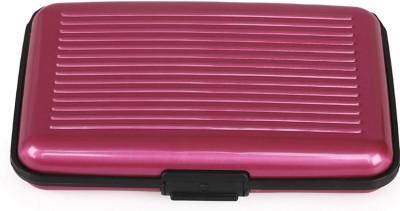 ABLOOM 6 Card Holder(Set of 1, Pink)  available at flipkart for Rs.129