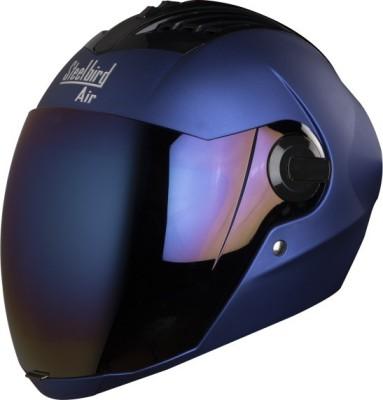 Steelbird AIR SBA-2-Matt Motorbike Helmet(Yamaha Blue)