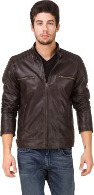 Shape X Full Sleeve Solid Men Jacket