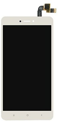 FUNTUROO IPS LCD Mobile Display for Mi Redmi Note 4(With Touch Screen Digitizer, White)