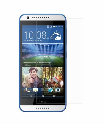 REZAWZ Tempered Glass Guard for Htc Desire 620