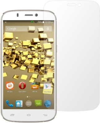 COZR Impossible Screen Guard for Micromax Canvas Lite A92(Pack of 1)