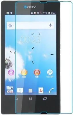 Macron Tempered Glass Guard for Sony Xperia ZL