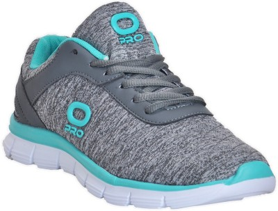 Khadim's Pro Training & Gym Shoes For Women(Grey)  available at flipkart for Rs.1199