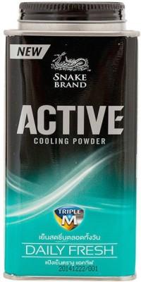 Snake Brand Active Cool Daily Fresh Powder 150g(150 g)