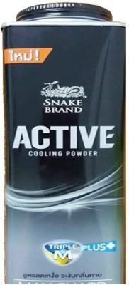 Snake BRAND Active Cooling Powder Max Gaurd 150gms(150 g)