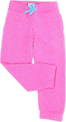 Levi's Track Pant For Girls(Pink Pack of 1) at flipkart